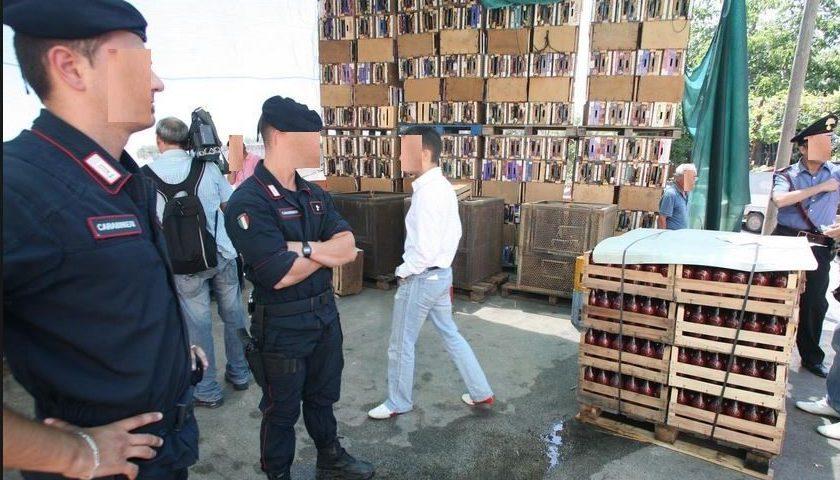 Frodi alimentari: sequestri dei Carabinieri anche a Salerno