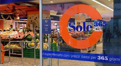 """Bancarotta fraudolenta, nel mirino catena di supermercati """"365"""""""