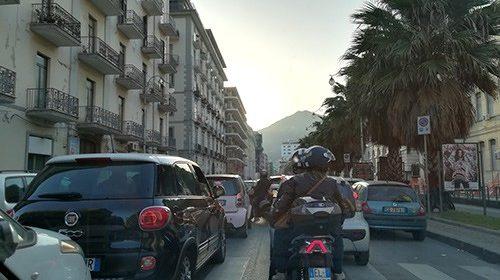 Salerno: parcheggio in Corso Garibaldi, sì al raddoppio 120 box auto