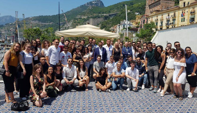 UNISA saluta l'Universiade 2019: festa finale con gli studenti protagonisti dell'evento