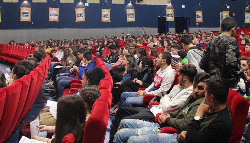 A Giffoni il lancio della settima edizione di Cinefrutta