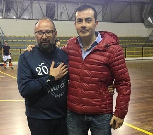 Ivan De Riggi al fianco di Ugo Cocchia: Sarà l'allenatore in seconda dell'Alma Salerno