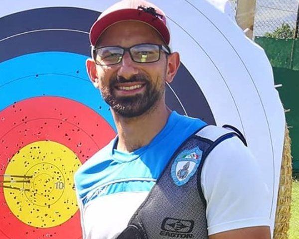 Il salernitano Mandia campione italiano senior di tiro con l'arco