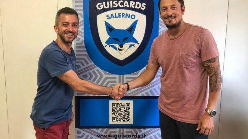 Polisportiva Salerno Guiscards, il Settore Giovanile potrà contare sull'esperienza di Nino Belmonte