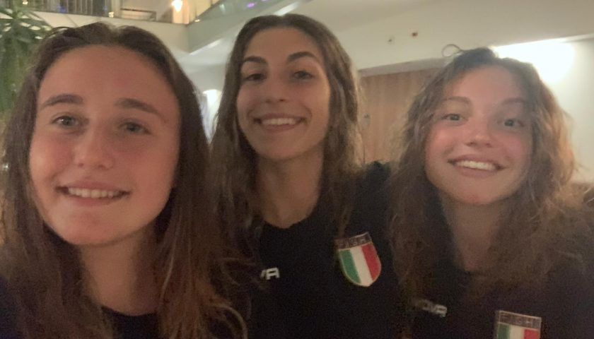 C'è tanta Jomi Salerno nell'Italia Under 17 che sabato esordisce all'EHF  Championship