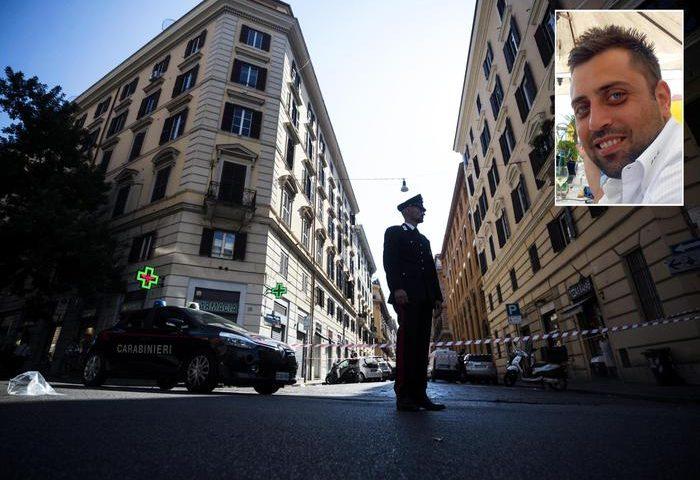 Omicidio a Roma, Carabiniere campano ucciso a coltellate nella notte