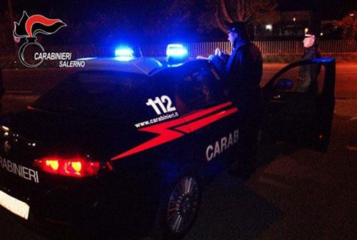 Controlli a raffica dei Carabinieri da Positano a Tramonti, diversi giovani denunciati