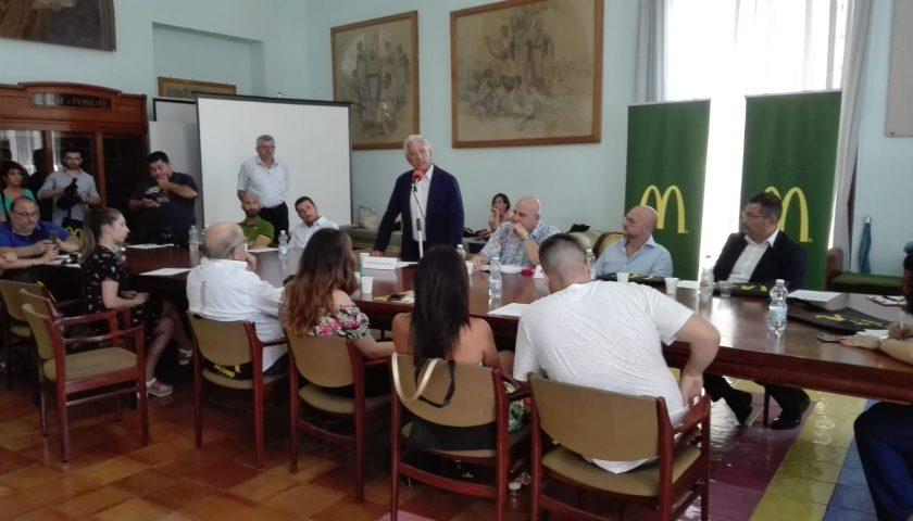 Salerno, apre domani il nuovo ristorante McDonald's di via Roma