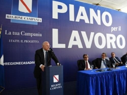 Piano Lavoro della Regione Campania, pubblicati i primi due bandi: Tutte le informazioni
