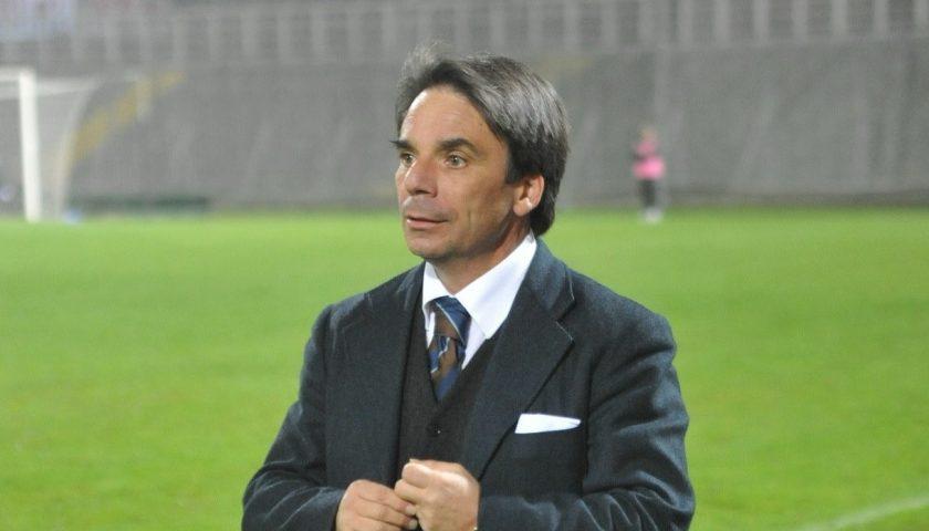 Eziolino Capuano non è più il tecnico del Foggia Calcio