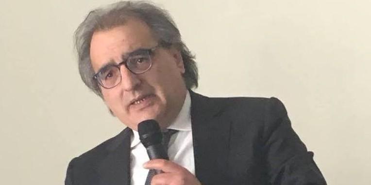 """L'onorevole Gigi Casciello (Forza Italia) ricorda Francesco Colucci: """"Io perdo un amico, Salerno un'intelligenza appassionata"""""""
