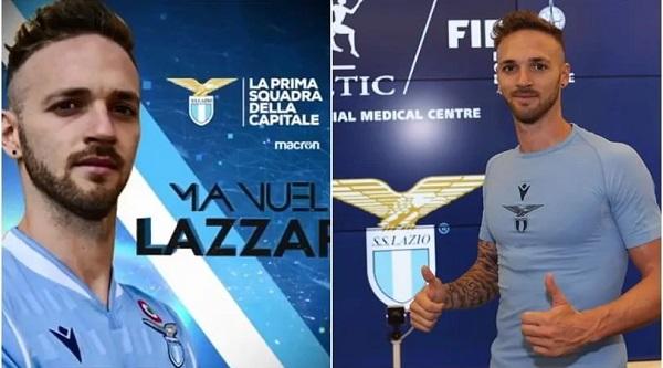 UFFICIALE – Lazio, ecco Manuel Lazzari. Murgia ceduto alla Spal