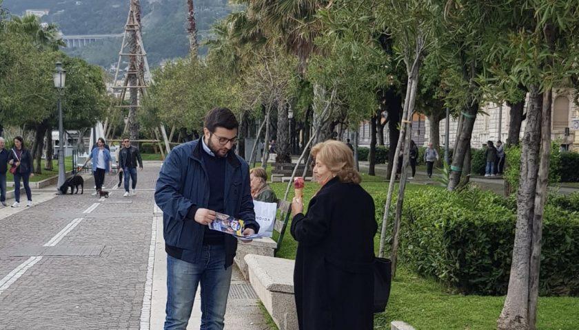 La denuncia dei Giovani Democratici di Salerno, aggressione sui social nei confronti di Marco Mazzeo