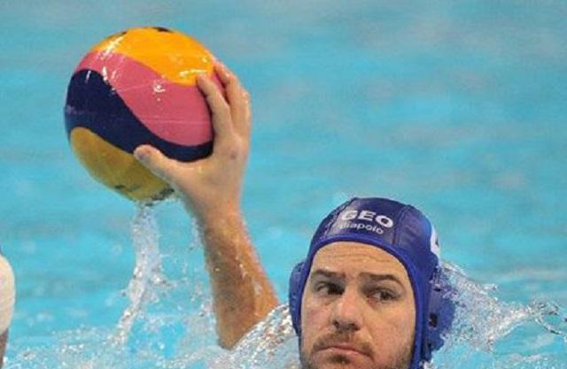 Il croato Marko Elez è il nuovo centrovasca della Rari Nantes Salerno
