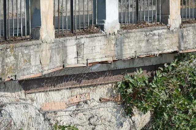 Ravello-Atrani, la strada presenta evidenti cedimenti