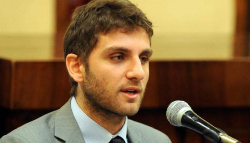 Roberto De Luca torna in pista ed annuncia la sua scuola di formazione politica ad una cena al castello di Arechi
