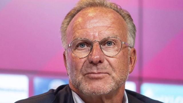 """Rummenigge preoccupato: """"Spese folli, il Bayern non parteciperà a questa pazzia"""""""