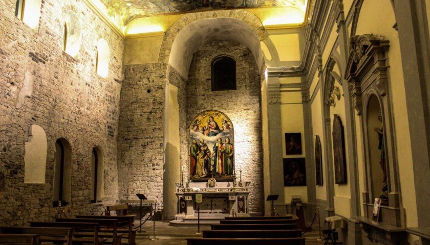 Beni Culturali: la Soprintendenza comunica il nuovo orario di apertura al complesso monumentale di San Pietro a Corte di Salerno
