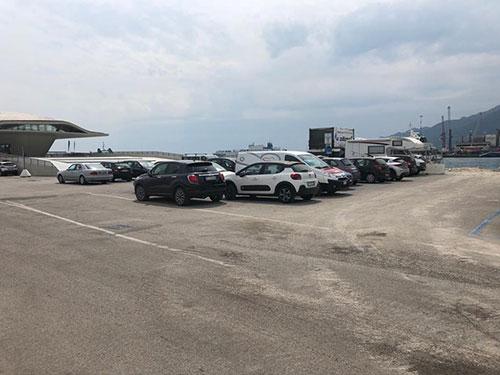 Parcheggi Molo Manfredi, Comune Salerno affida gestione a Salerno Mobilità