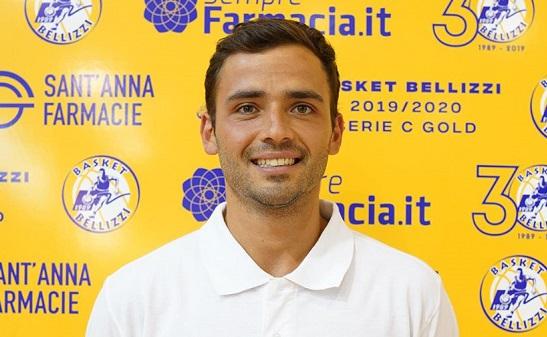 """Il Basket Bellizzi ingaggia Ernesto Beatrice: """"Finalmente le nostre strade si sono incrociate"""""""