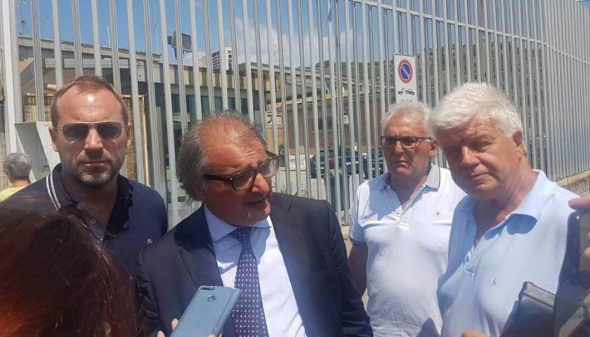 """Gigi Casciello (Forza Italia) in visita al Carcere di Salerno: """"Ci attiveremo per il problema del sovraffollamento a Fuorni"""""""