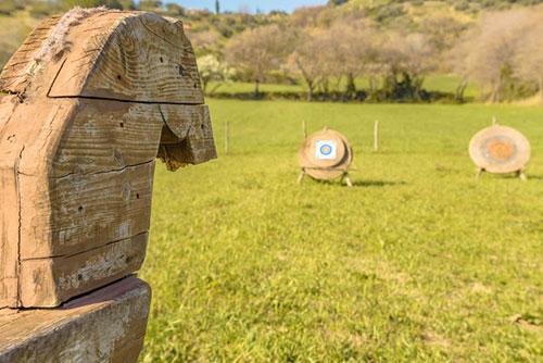 In Cilento, tra mare e sport alla scoperta del tiro con l'arco con JoinBed