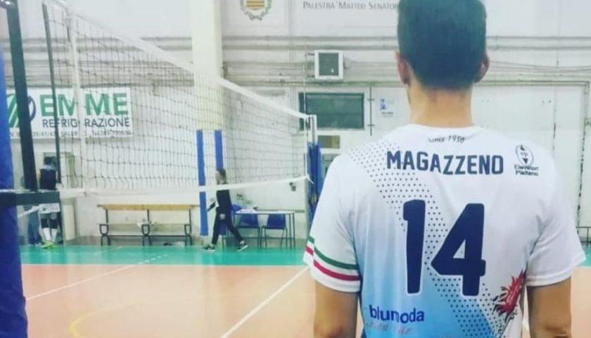 Indomita, un'altra conferma: al centro c'è Mirco Magazzeno