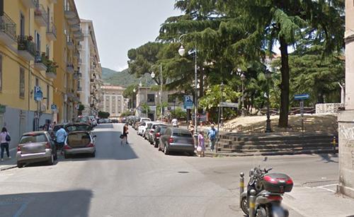 Piazza San Francesco e quartiere Carmine, il sindaco Vincenzo Napoli ha incontrato i residenti
