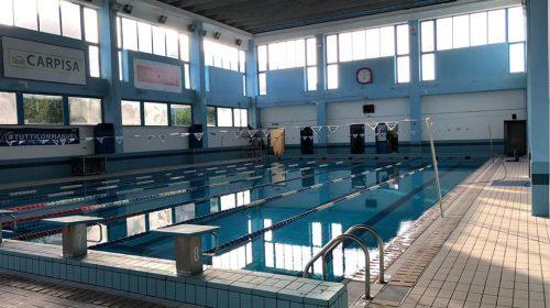 Cavasports – Nuoto: Piscina Comunale di Cava de'Tirreni, dal 27 Agosto partono le iscrizioni