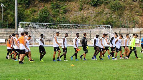 Salernitana: rifinitura e poi partenza per Lecce. Ventura con qualche dubbio di formazione