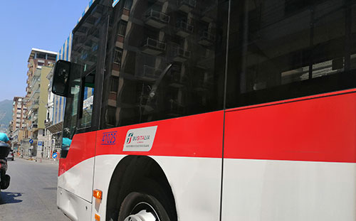 Concorso in Regione, bus speciali anche da Salerno