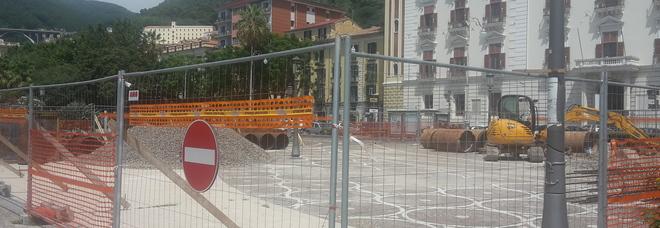 Parcheggi interrati in piazza Cavour, torna il cantiere