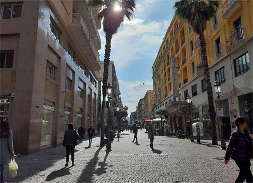 Salerno: ecco i bandi per il rifacimento di Corso Vittorio Emanuele ed i lavori sulla costa