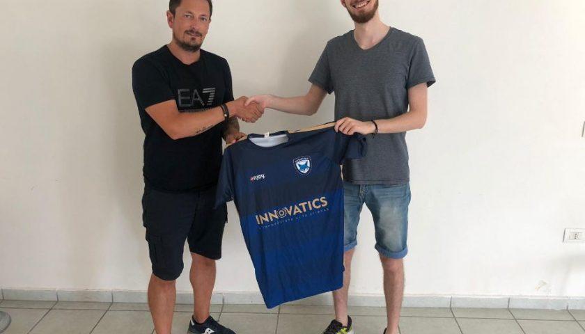 Polisportiva Salerno Guiscards, Andrea De Dominicis è il terzo colpo del team calcio