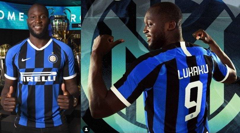 """Lukaku si prende il numero 9, sfrattato Icardi: """"Conte è il miglior tecnico al mondo"""""""