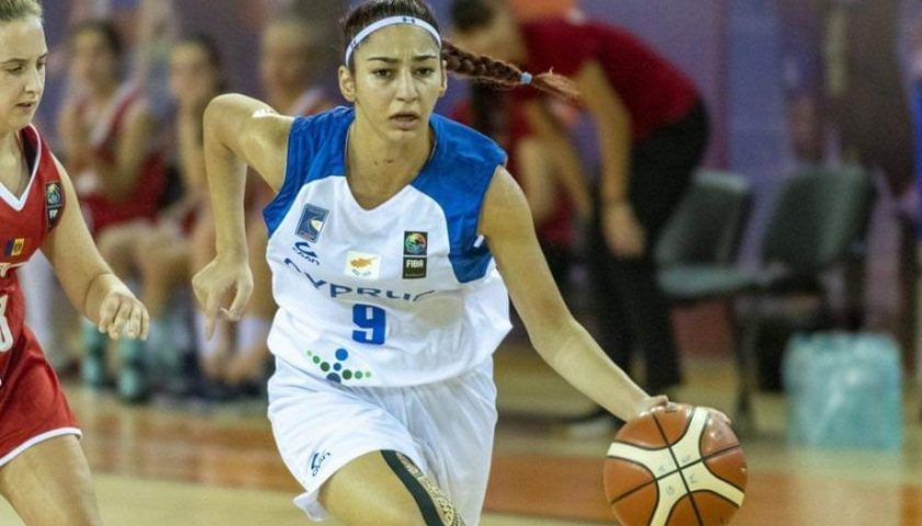 Da Cipro a Salerno: Panagiota Kyriakou nuova giocatrice della Todis