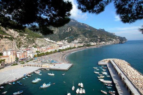 Covid in Costiera Amalfitana, due decessi a Tramonti e Maiori