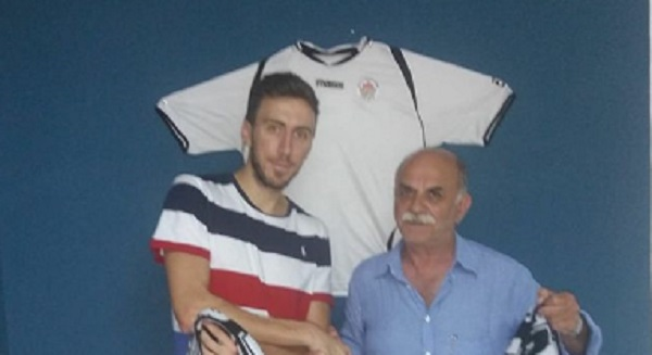 Battipagliese, tesserato il calciatore Angelo Lopetrone