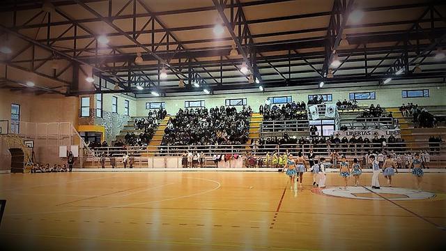 Basket, la Virtus cambia casa: il palasport di Capriglia nuovo fortino blaugrana