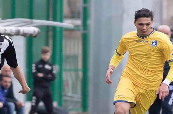 UFFICIALE – Paganese, Matteo Perri in prestito dall'Ascoli per due anni
