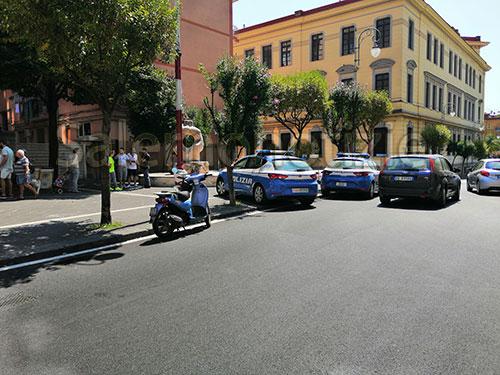 Salerno: molesta una ragazza, straniero rischia il linciaggio