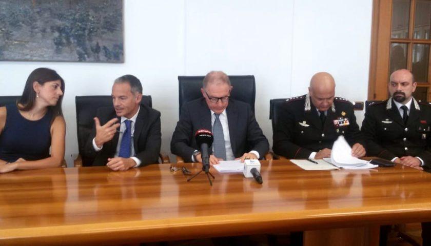 """Operazione """"Alleanza"""", intercettato il cartello di spaccio tra i clan Pecoraro, Renna e De Feo: 17 arresti"""