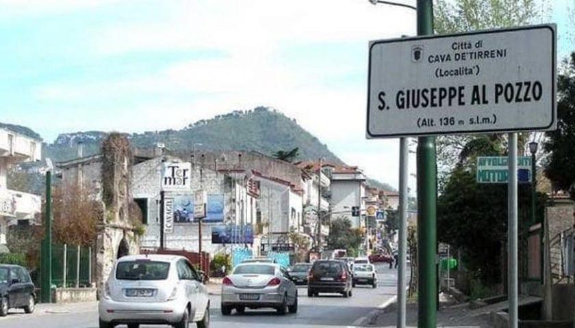 Cava de' Tirreni: stop ai mezzi pesanti sull'ex statale 18 a San Giuseppe al Pozzo