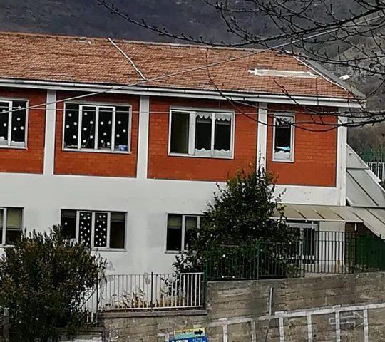 Cava dei Tirreni, lavori alla scuola materna di Sant'Anna