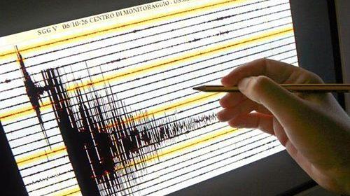 Scossa di terremoto, paura nel Vallo di Diano