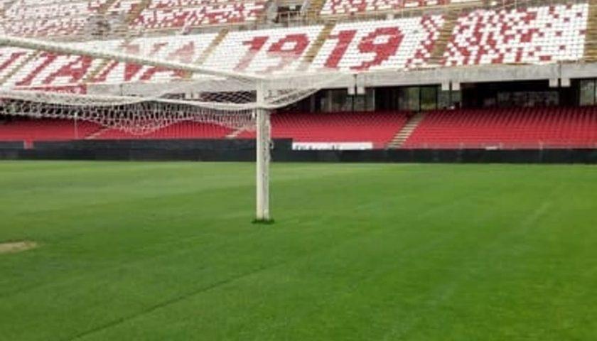 L'Arechi pronto ad ospitare l'Italia di Mancini, sopralluogo dei tecnici di Uefa e Figc