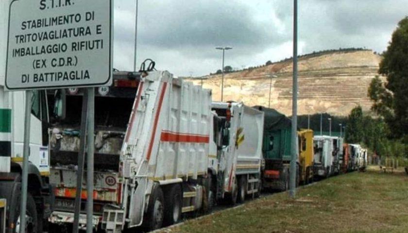 I rifiuti dello Stir di Battipaglia finiranno a Polla ma ci saranno costi aggiuntivi da 3 milioni per i Comuni salernitani