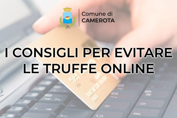 Comune di Camerota, i consigli per evitare le truffe online per case vacanza