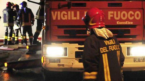 Battipaglia, azienda Cantalupo in fiamme. Gli inquirenti: rogo accidentale