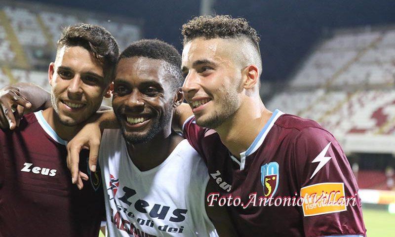 Kiyine risponde a Djordjevic, la Salernitana pareggia con il Chievo Verona